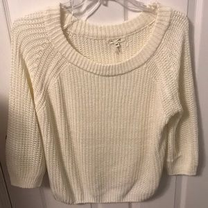 Sweaters - Knitted sweater.